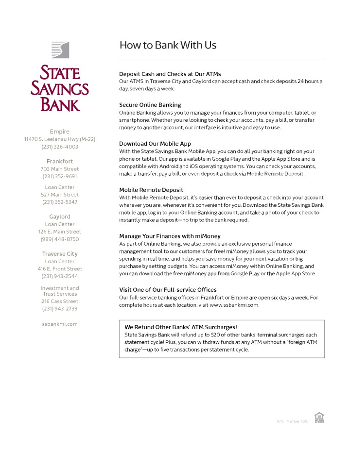 How to bank with us sellsheet 9-22-15