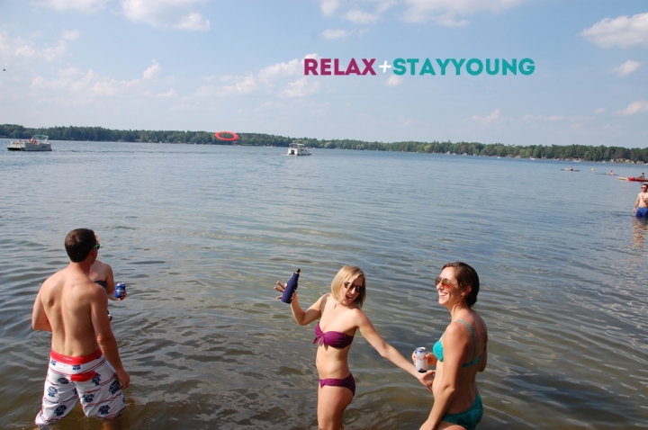 relax and stay young - grouplove