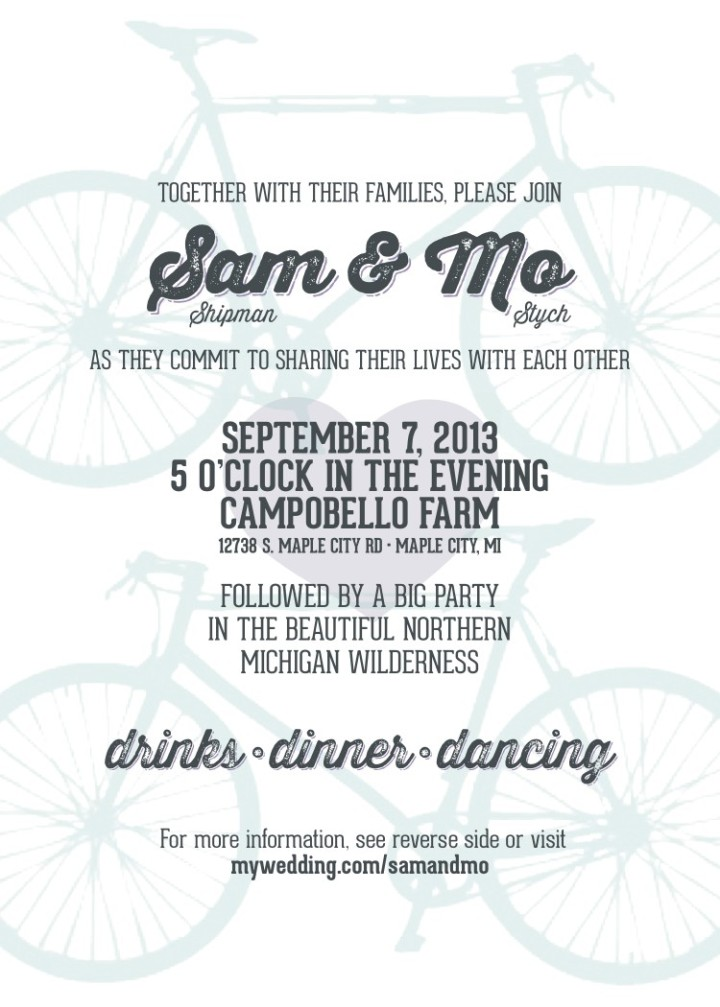 SamMo - Invitation