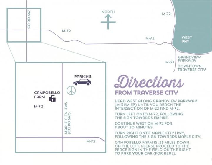 SamMo - Map for Invitation