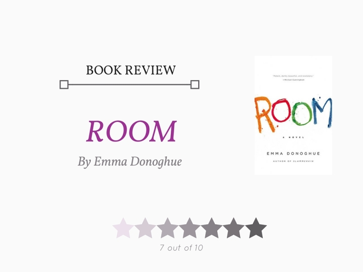 BOOK REVIEW - ROOM