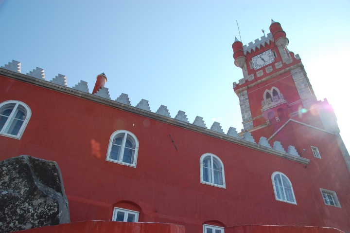 Pena National Palace in Sintra Portugal - Mo Stych Blog