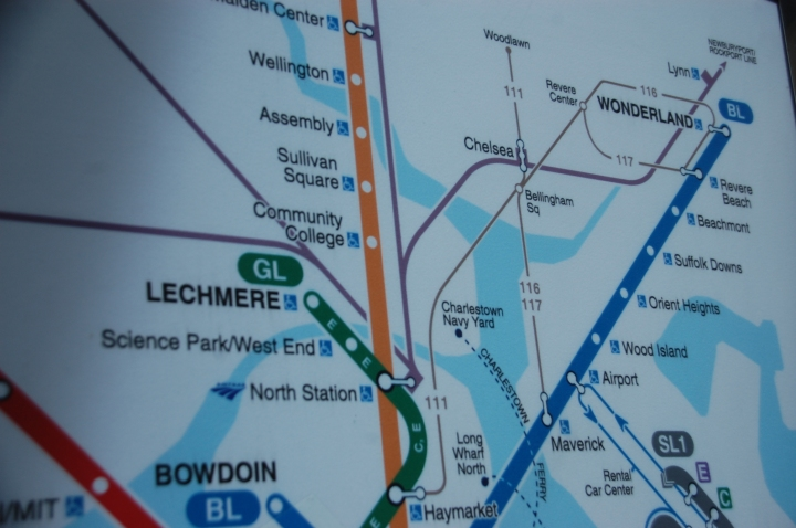Things to do in Boston - Navigating the T Rail System