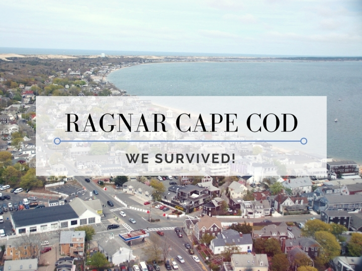Ragnar Cape Cod - We Survived!