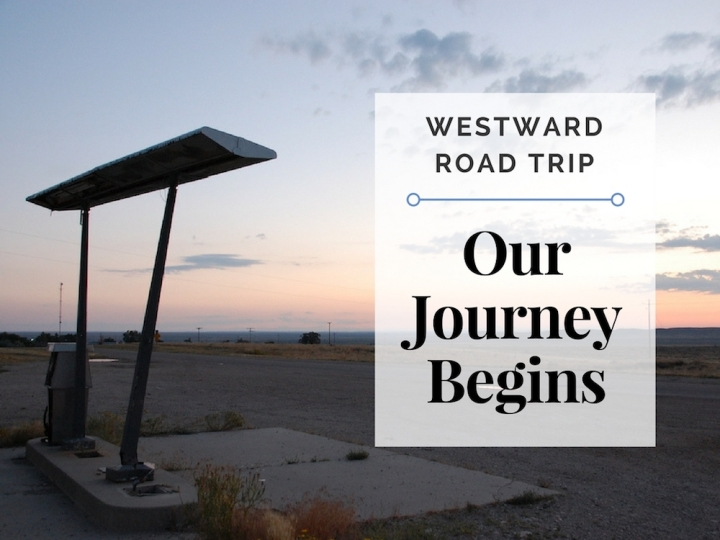 WESTWARD ROAD TRIP- OUR JOURNEY BEGINS from Denver to Grand Teton National Park for the Total Solar Eclipse