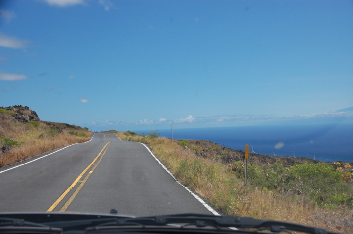 Driving the South Rim of the Road to Hana