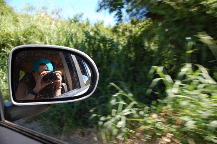 Driving the South Rim Road to Hana