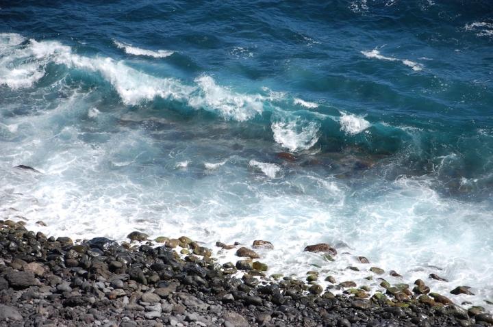 South Road to Hana - Ocean Overlook