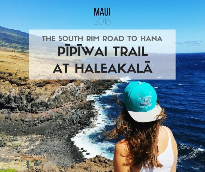 SOUTH ROAD TO HANA