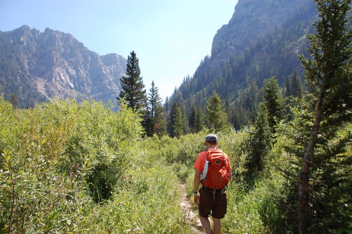 Death Canyon Hike Grand Teton - 9
