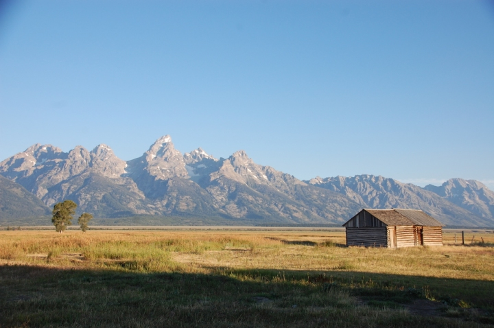 Grand Teton Antelope Flats Sunrise - 4