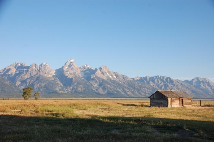 Grand Teton Antelope Flats Sunrise - 4